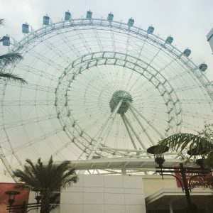 The Orlando Eye at I-Drive 360