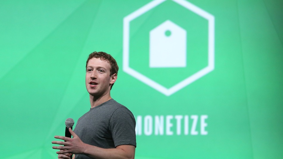Mark Zuckerberg talks about Facebook Video and it's plan to share revenues with it's users.
