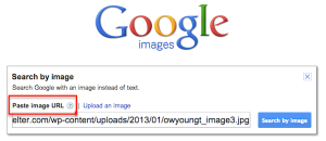 reverse google image search