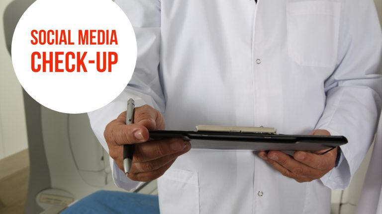Social media check-up: Is your business healthy?