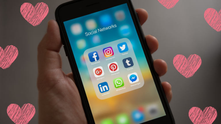 Are you too much in love with social media?