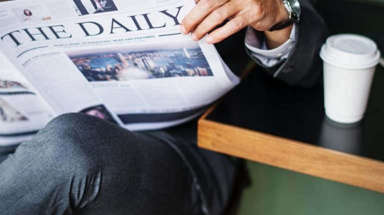 What is a news peg, and how can you use them to get publicity for your business?