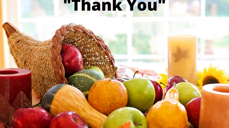 "Why you need to say ""Thank You"" to your clients"