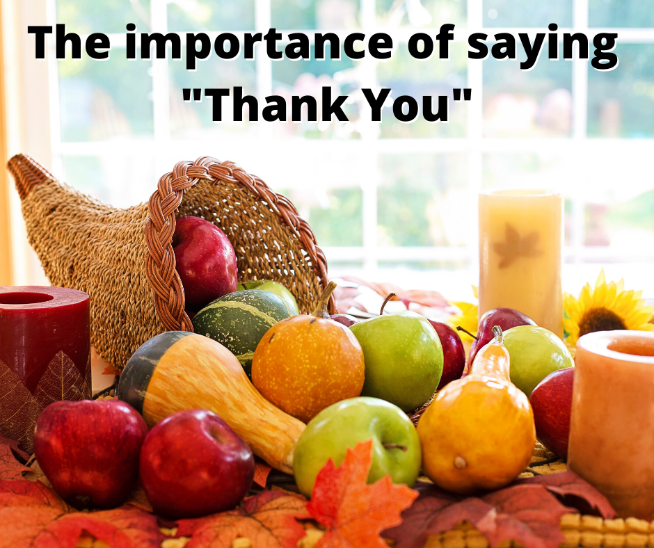 """Why you need to say """"Thank You"""" to your clients"""