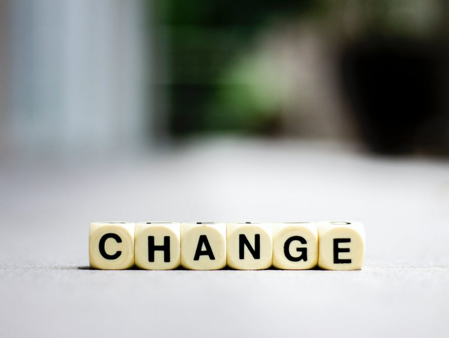 The future is all about change. Are you ready?